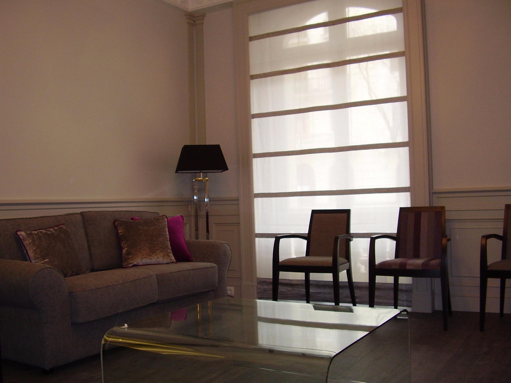 Blanco villar decoraci n cortinas de todos los tipos en - Tapiceros en mostoles ...