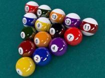 Xogo Bolas de Billar
