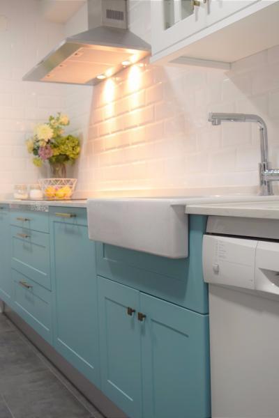 Muebles de cocina davanni madrid fabrica de mobiliario de for Mobiliario de cocina precios