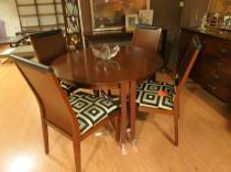 Aparador + librero + mesa + 4 sillas