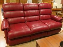 Conjunto LA-Z-BOY sofá 2 relax palanca y sillón relax palanca