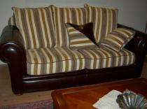 Conjunto 3  sofá+ 1 plaza