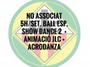 NO ASSOCIATS 5H./SETMANA BALL ESPORTIU QUOTA ANUAL