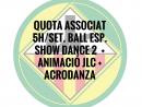 5H./SETMANA BALL ESPORTIU ASSOCIATS QUOTA ANUAL