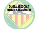 FUTBOL SALA SENIOR QUOTA ANUAL ASSOCIATS