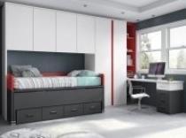 Dormitorio juveni F052