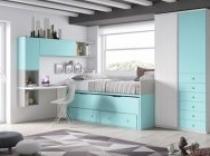 Dormitorio juvenil F053