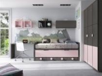 Dormitorio juvenil F054
