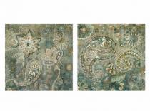 Cuadro impresión Amebas lienzo