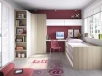 Dormitorio juvenil F055