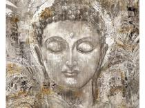 Cuadro Buda Metal