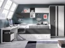 Dormitorio juvenil F058