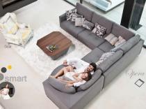 Sofá modular pata patín