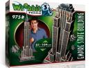 WREBBIT PUZZLE 3D EMPIRE STATE BUILDING