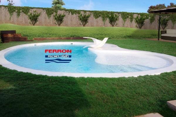 Ferr n piscinas dise o construcci n y mantenimiento - Spa sant cugat ...