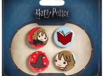 Harry Potter - Set 4 pin Hermione surtido