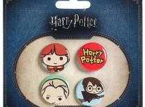 Harry Potter - Set 4 pin surtido