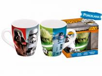 Star Wars - Taza barrilete de porcelana