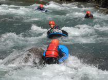 Descenso de hidrospeed en Llavorsí | Rafting Llavorsí © 2017