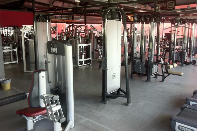 gimnasio en fuenlabrada y alcorc n coliseum gym