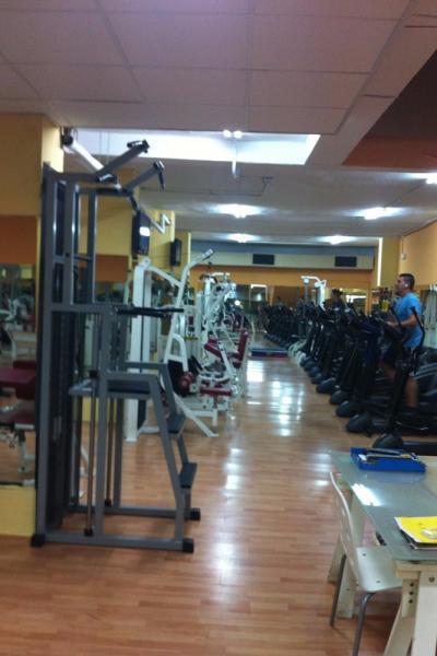 gimnasio en fuenlabrada y alcorc n coliseum gym On gimnasio fitness fuenlabrada