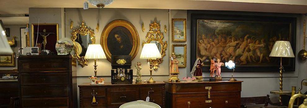 Antig edades almoneda balboa - Anticuarios madrid muebles ...