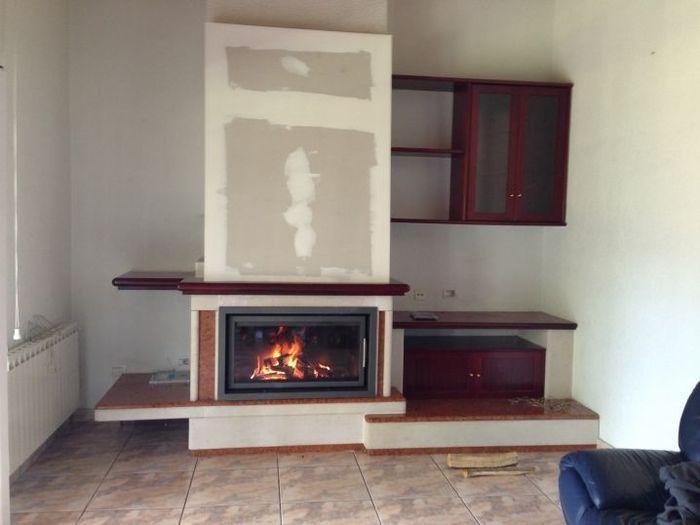 adaptar chimenea para calefaccion top caldera a lea