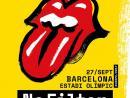 THE ROLLING STONES  ACTUARÁN EN BARCELONA, EN SU GIRA EUROPEA DE 2017
