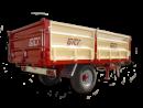 Remolques y remolques agrícolas - Gili