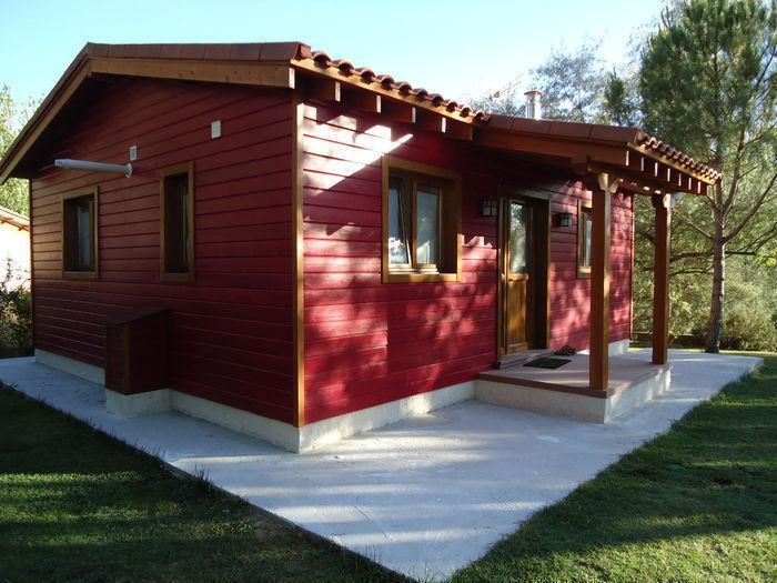 Casa natural venta y montaje de casas estructuras y - Estructuras casas de madera ...