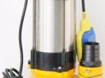 Bomba agua 1 HP hasta 10 m.c.a. y hasta 18m3/h - Mod.V750