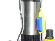 Bomba de aguas residuales 2 HP hasta 22 metros, caudal máximo 18 m3/h - Mod. V1500F