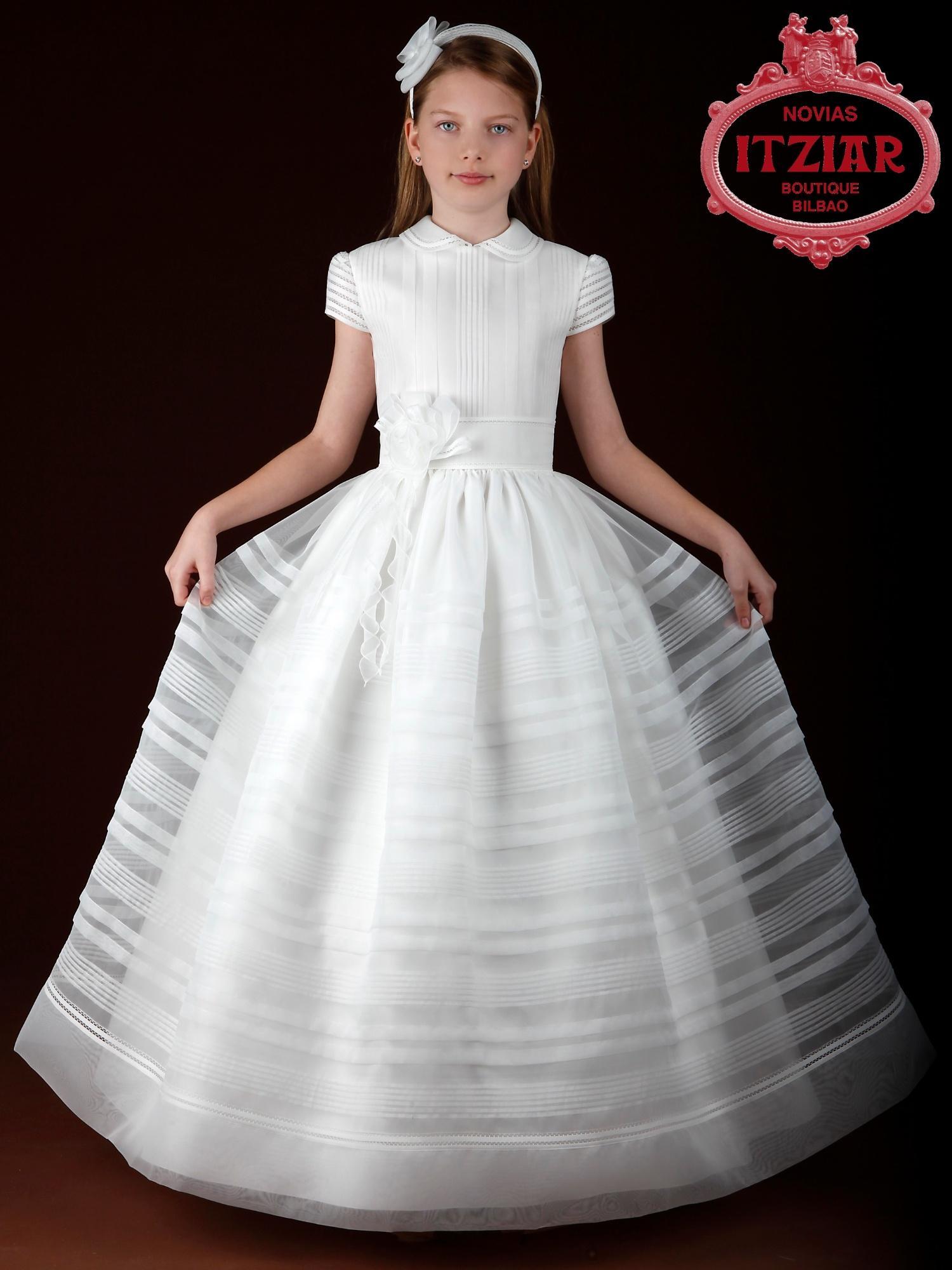 Vestidos de comunion itziar bilbao