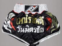 PANTALON CORTO LISO THAI-BOXING PSD THAILAND