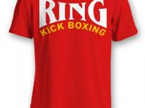 CAMISETA MANGA CORTA RING-KICK BOXING