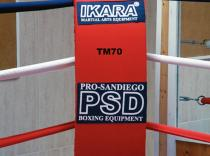 POSTES RING ON PLATAFORMA (4 UNIDADES)