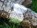 Brazalete hojas del amor
