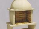 Barbacoa de piedra A01