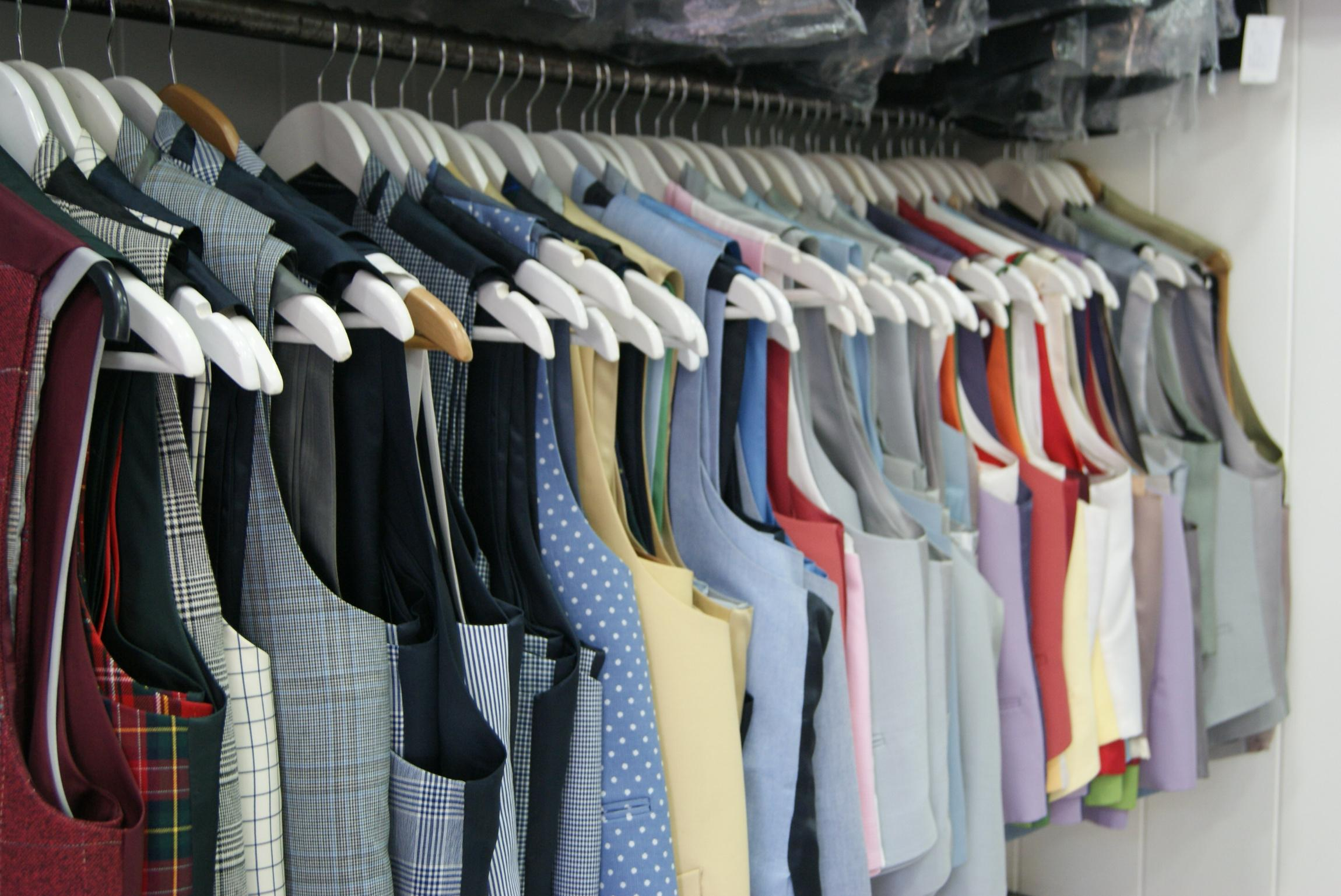 Alquiler de trajes de chaqueta en sevilla