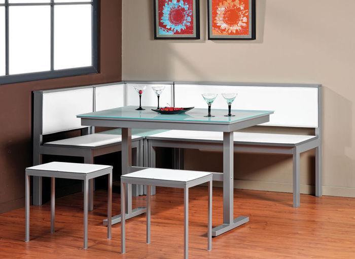 Tienda de muebles de decoraci n for Mesa esquinera cocina sodimac