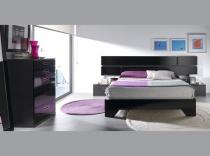 Dormitorio de matrimonio París