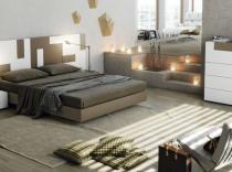 Dormitorio de matrimonio Pixel