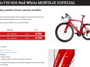 PINARELLO DOGMA F10 2018 RED / WHITE OFERTA!!!