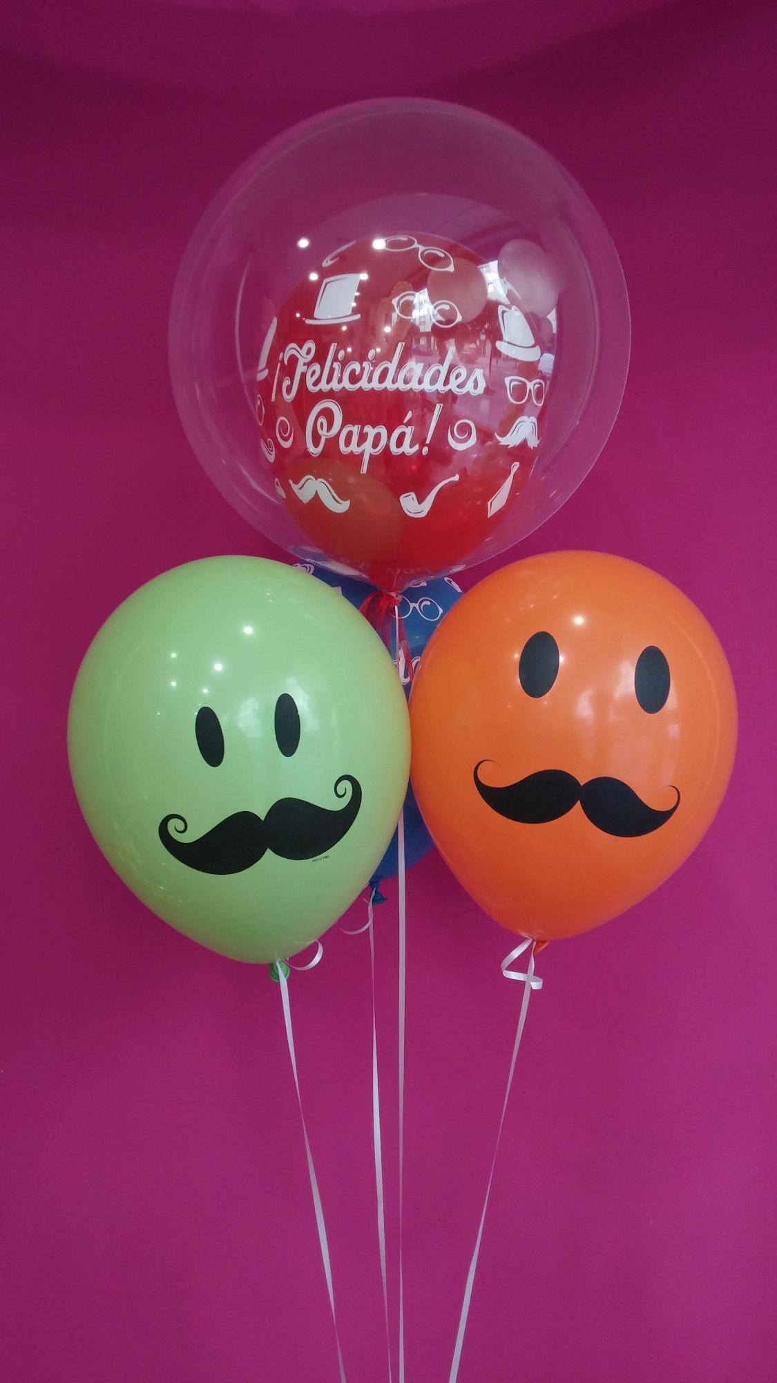 Decoraci n y regalos con globos globossol for Decoracion x el dia del padre