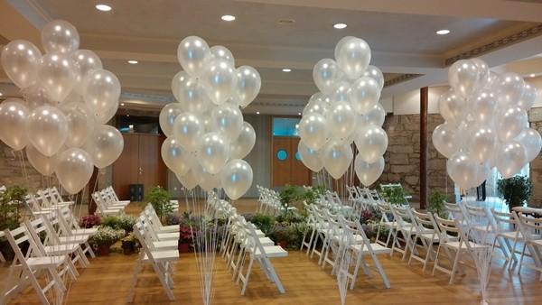 Decoraci n y regalos con globos globossol for Decoracion para comercios