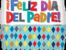 Globo Felíz Día del Padre!