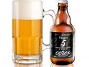 Cerveza Cerex Pilsen.
