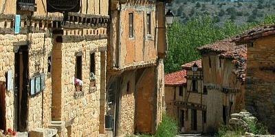 casa rural de calatañazor