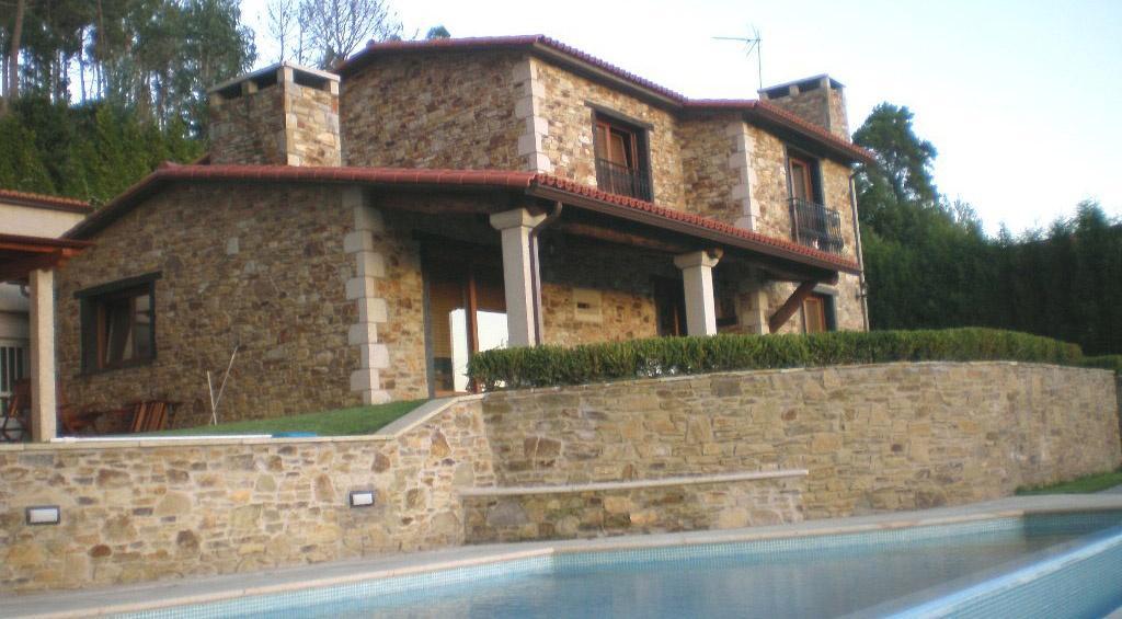 Dise o r stico en viviendas del siglo xxi - Casas de madera galicia ...