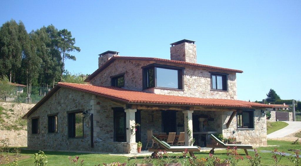 Construcciones r sticas especializados en vivienda r stica for Construcciones rusticas